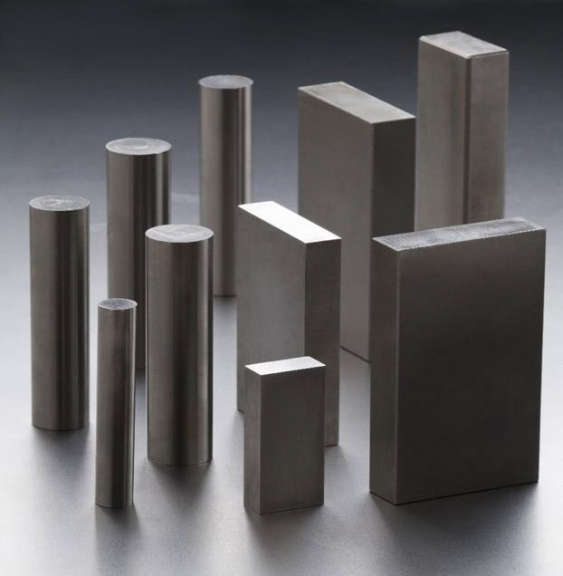 "4140  Steel Rod Bar Round  PH  1/""  X 6/""  Long    1   Pc"