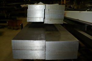 Bundled Drops of 4140 Steel