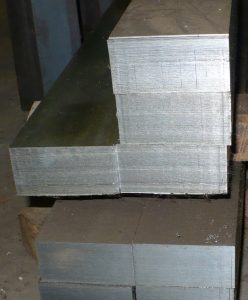 Two Bundles of 4140 Annealed Cold Finish Drops